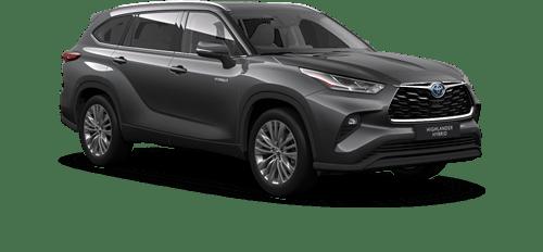 Toyota Highlander - Excel - 5 Door SUV