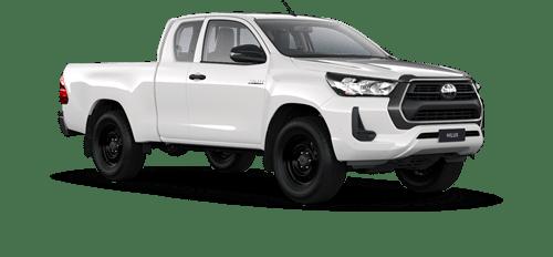 Toyota Hilux - Active - 4 Door Extra Cab