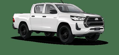 Toyota Hilux - Active - 4 Door Double Cab