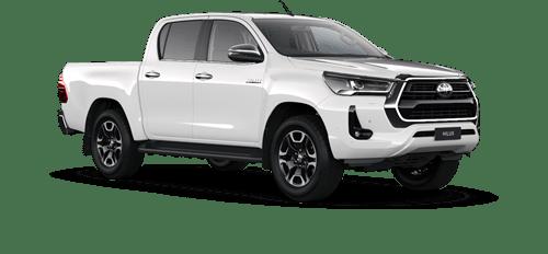Toyota Hilux - Invincible - 4 Door Double Cab
