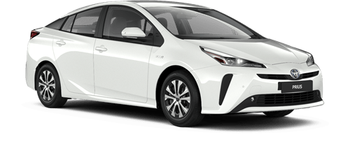 """Toyota Prius - Business Edition+ with 15"""" Alloy Wheels - 5 Door Hatchback"""