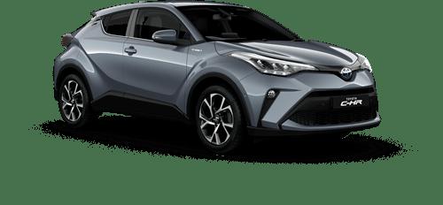 Toyota Toyota C-HR - Design - 5 Door Crossover