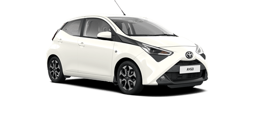 AYGO - x-play - Hatchback 5 Doors