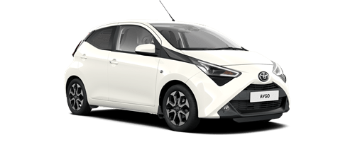 AYGO - x-play+ - Hatchback 5 Doors