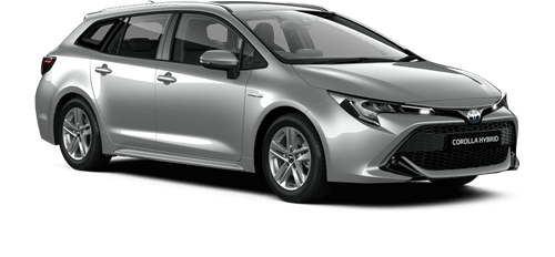 Corolla Touring Sports - Luna - Touring Sports