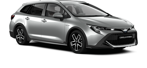 Corolla Touring Sports - TREK - Touring Sports