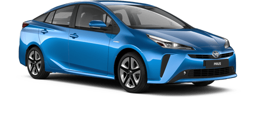 Prius - Hybrid Luxury - Liftback 5 doors