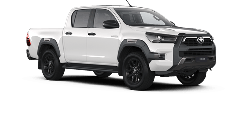 Hilux - Invincible - Double Cab