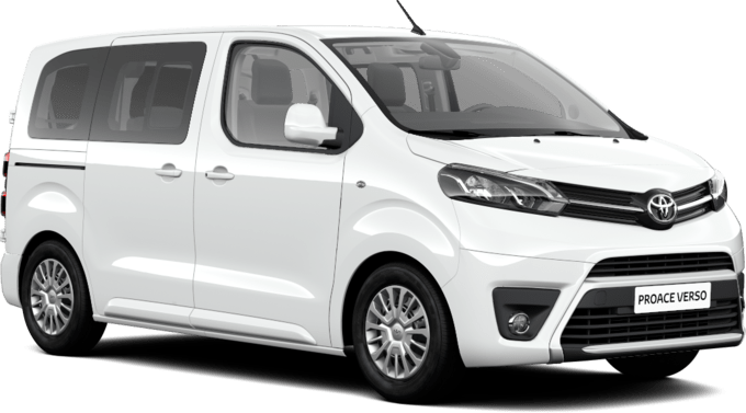 Toyota Proace Verso - Compact Shuttle - Compact