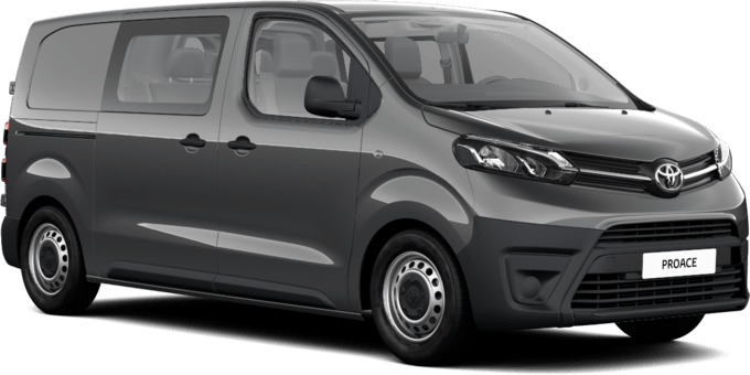 Toyota Proace - Basis - Doppelkabine medium, 5-türig