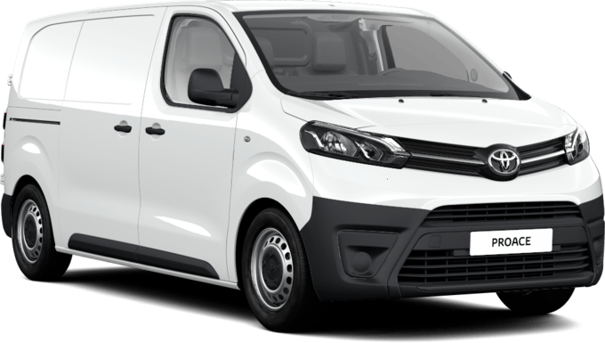 Toyota Proace - Basis - Kastenwagen medium, 5-türig