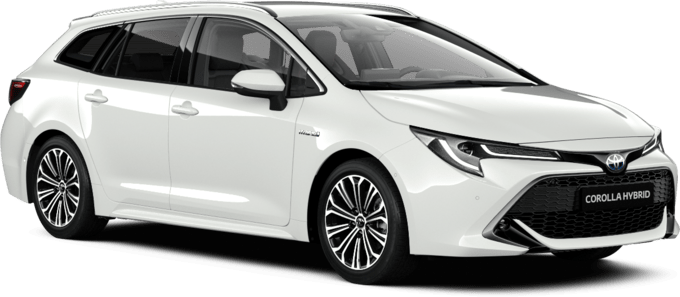 Toyota Corolla Touring Sports - Lounge Hybrid - Touring Sports