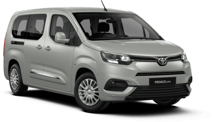 Toyota PROACE CITY VERSO - Shuttle - lang, 5-türig