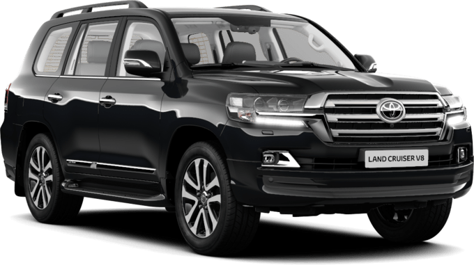 Toyota Land Cruiser 200 - Executive Lounge Silver 4.6P - 5 Qapılı (LWB)