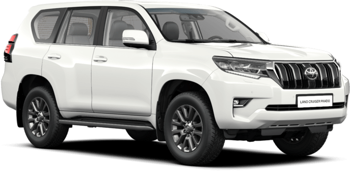 Toyota Land Cruiser Prado - Executive 4.0 - MPV 5 Qapılı (LWB)