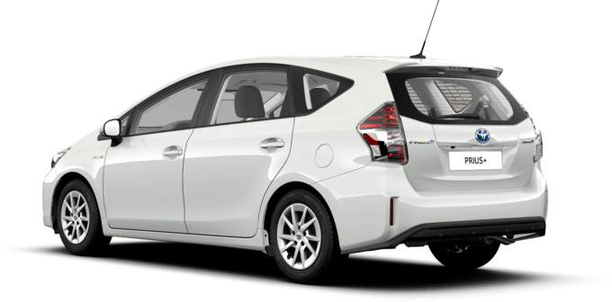 Toyota Grand Prius+ - Dynamic - 7 places