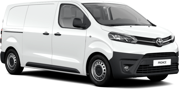 Toyota PROACE - Active - Van Medium 4d.