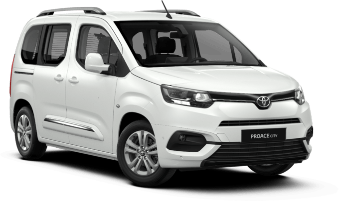 Toyota PROACE CITY VERSO - MPV - Short Wheel Base 2 zijdeuren