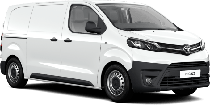 Toyota PROACE - Active - Van Medium 1 porte latérale (V04) - Van Medium 4p.
