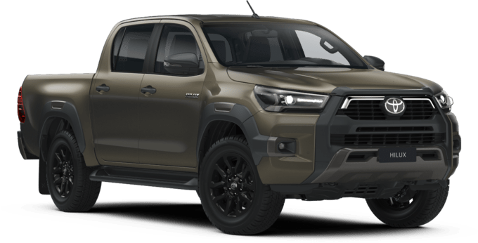 Toyota HILUX - Invincible (version 08) - Pick-up Double cab