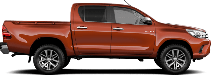 Toyota Hilux - Lounge - Dubbele Cabine