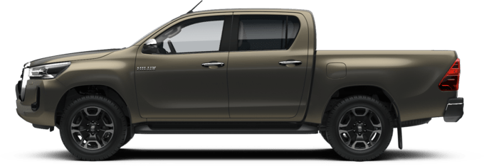 Toyota HILUX - Lounge (version 08) - Pick-up Double cab