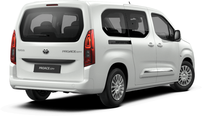 Toyota PROACE CITY VERSO - Shuttle - Long Wheel Base 2 portes latérales