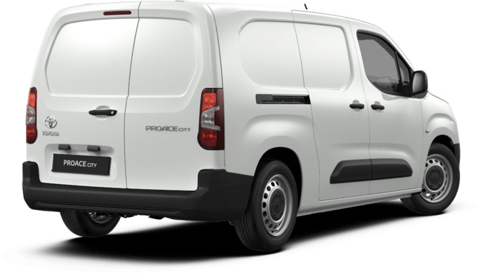 Toyota PROACE CITY - Active - Gesloten Van Long Wheel Base 1 schuifdeur