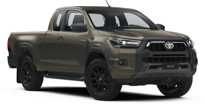 Toyota HILUX - Style (version 08) - Pick-up Extra cab