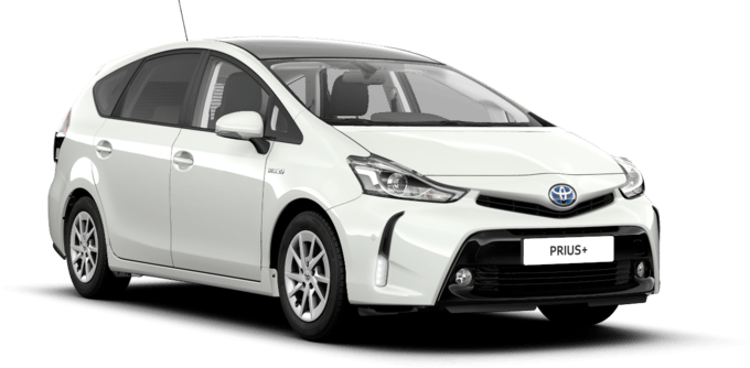 Toyota Grand Prius+ - Dynamic Plus - 7 places