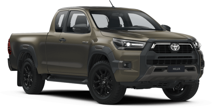 Toyota Hilux - Style (versie 08) - Pick-up Extra cab