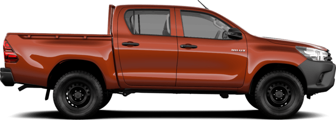 Toyota Hilux - Active - Dubbele Cabine