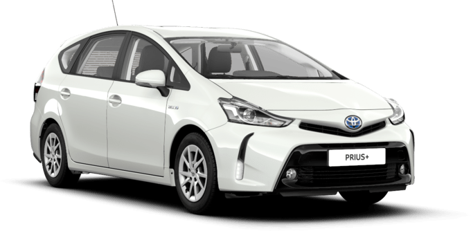 Toyota Grand Prius+ - Active - 7 places