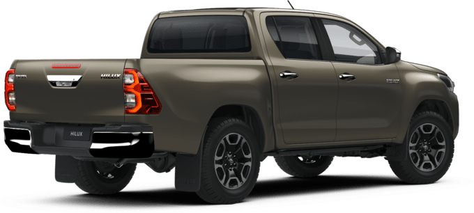 Toyota Hilux - Comfort (versie 08) - Pick-up Double cab