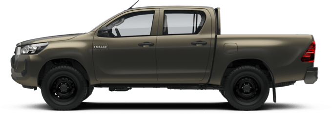 Toyota Hilux - Active (versie 08) - Pick-up Double cab