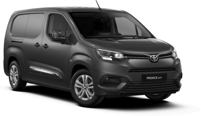 Toyota PROACE CITY - Tech Pack - Van Tôlé Long Wheel Base 1 porte latérale