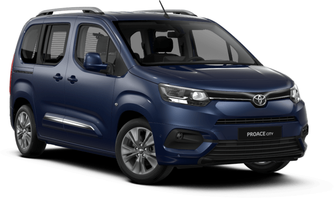 Toyota PROACE CITY VERSO - Family+ - Микробус къса база
