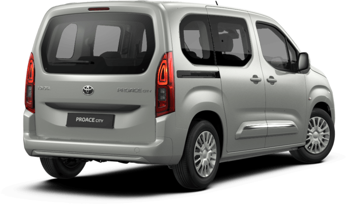 Toyota PROACE CITY VERSO - Shuttle - Микробус къса база