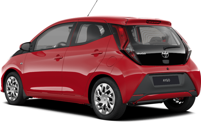 Toyota Aygo - x-connect MMT - Хечбек 5 врати