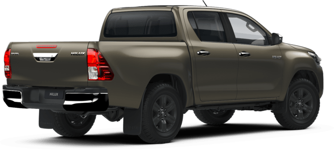 Toyota Hilux - Style - Пикап - двойна кабина