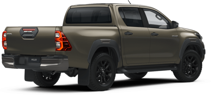 Toyota Hilux - Invincible - Пикап - двойна кабина