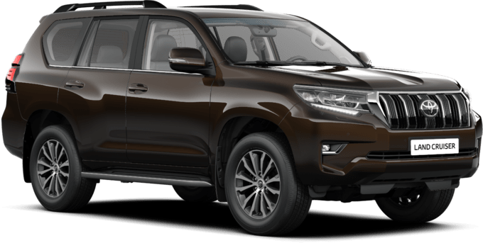 Toyota Land Cruiser 150 - Luxury - SUV
