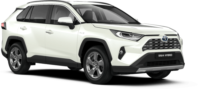 Toyota RAV4 - Luxury - SUV