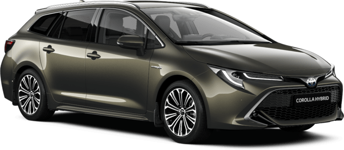 Toyota Corolla Touring Sports - Luxury - Комби