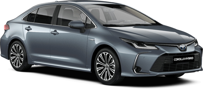 Toyota Corolla - Luxury Plus - седан