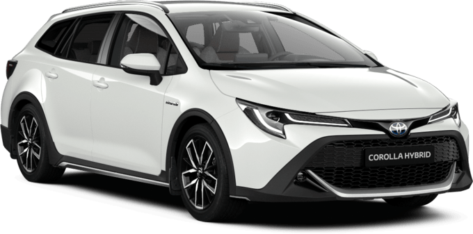Toyota Corolla Touring Sports - TREK - Комби