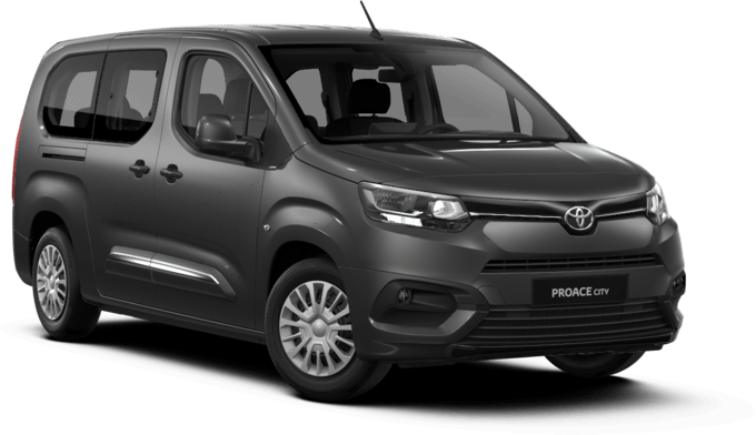 Toyota PROACE CITY VERSO - Shuttle - Микробус дълга база