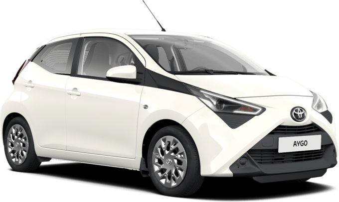 Toyota Aygo - x-connect - Хечбек 5 врати