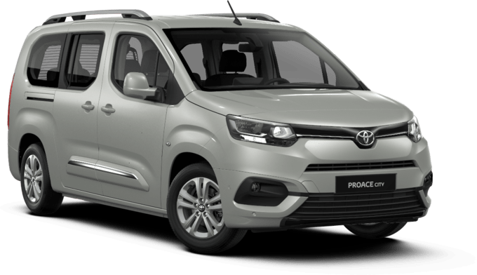 Toyota PROACE CITY VERSO - Family - Микробус дълга база