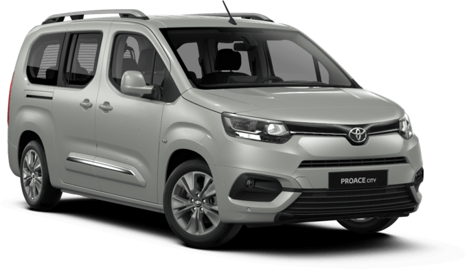 Toyota PROACE CITY VERSO - Family+ - Микробус дълга база